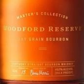 伍德福德珍藏大师系列燕麦谷物纯波本威士忌(Woodford Reserve Master's Collection Oat Grain Straight ...)