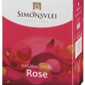 西蒙斯雷生活天然桃红甜酒(Simonsvlei Lifestyle Natural Sweet Rose,Paarl,South Africa)