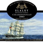 Slaley Chardonnay, Stellenbosch, South Africa
