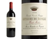 索尼亚庄园副牌红葡萄酒(Artigues de Senejac, Haut-Medoc, France)