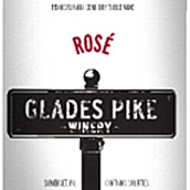 格雷兹派克半甜桃红葡萄酒(Glades Pike Winery Rose,Pennsylvania,USA)