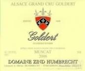 鸿布列什歌黛园麝香干白葡萄酒(Domaine Zind-Humbrecht Goldert Muscat,Alsace,France)
