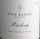 比萨谷酒庄雷司令干白葡萄酒(Pisa Range Estate Riesling, Central Otago, New Zealand)