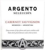 银谷精选赤霞珠干红葡萄酒(Argento Seleccion Cabernet Sauvignon,Mendoza,Argentina)