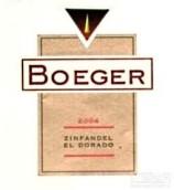 伯格尔仙粉黛干红葡萄酒(Boeger Winery Zinfandel,California,USA)