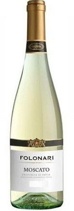 弗伦纳里莫斯卡托干白葡萄酒(Folonari Moscato Bianco,Veneto,Italy)