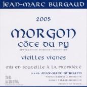 Burgaud Morgon Cote du Py Vieilles Vignes,Beaujolais,France