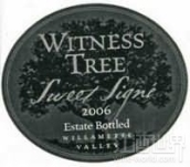 见证树甜白葡萄酒(Witness Tree Sweet Signe, Eola-Amity Hills, USA)