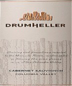 德拉姆赫勒酒庄赤霞珠干红葡萄酒(Drumheller Wines Cabernet Sauvignon,Columbia Valley,USA)