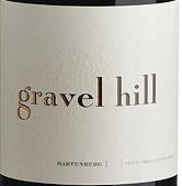 哈登堡砾石山西拉干红葡萄酒(Hartenberg Gravel Hill Shiraz,Stellenbosch,South Africa)