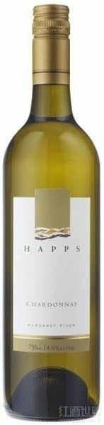 爱葡霞多丽干白葡萄酒(Happs Chardonnay,Margaret River,Australia)