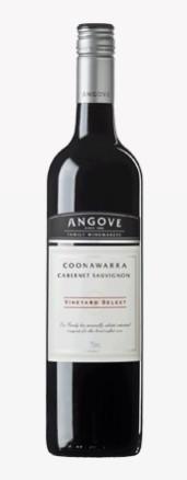 安戈瓦葡萄园精选系列赤霞珠干红葡萄酒(Angove Vineyard Select Cabernet Sauvignon,Coonawarra,...)