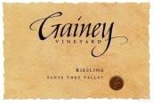 盖尼雷司令半干白葡萄酒(Gainey Riesling, Santa Ynez Valley, USA)