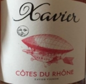 阿维耶酒庄罗纳河谷丘桃红葡萄酒(Xavier Vignon Cotes du Rhone Rose,Rhone,France)