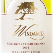 风之舞未过桶霞多丽干白葡萄酒(Windance Estate Unoaked Chardonnay,Margaret River,Australia)