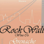 岩壁酒庄歌海娜桃红起泡酒(Rock Wall Sparkling Grenache Rose California,California,USA)