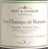 酩悦隆蒙特葡萄园干型香槟(Champagne Moet & Chandon Les Champs de Romont Brut, Champagne, France)