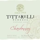 Tittarelli Chardonnay,Mendoza,Argentina