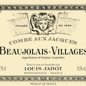路易亚都康柏雅克干红葡萄酒(Louis Jadot Combe aux Jacques,Beaujolais Villages,France)