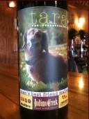 印第安溪最佳伴侣马尔贝克干红葡萄酒(Indian Creek Winery  Man's Best Friend Malbec, Snake River, USA)