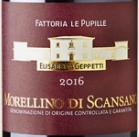 普比勒酒庄莫雷利诺红葡萄酒(Fattoria Le Pupille Morellino di Scansano DOCG, Tuscany, Italy)
