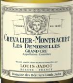 """路易亚都""""德莫赛""""蒙哈榭骑士(普里尼-蒙哈榭特级园)干白葡萄酒(Louis Jadot Domaine des Heritiers Les Demoiselles Chevalier-Montrachet Grand Cru, Cote de Beaune, France)"""