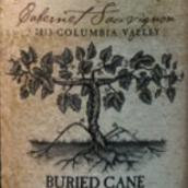 埋藤酒庄赤霞珠干红葡萄酒(Buried Cane Winery Cabernet Sauvignon, Columbia Valley, USA)