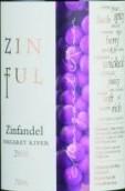 心福仙粉黛干红葡萄酒(Zinful Wines Zinfendal, Margaret River, Australia)