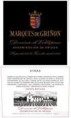 格利诺候爵瓦德布莎西拉红葡萄酒(Marques de Grinon Dominio de Valdepusa Syrah, DO de Pago, Castilla La Mancha, Spain)
