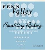 芬恩谷雷司令起泡酒(Fenn Valley Vineyards Sparkling Riesling,Lake Michigan Shore...)
