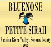 蓝鼻子小西拉干红葡萄酒(Bluenose Wines Petite Sirah,Sonoma County,USA)