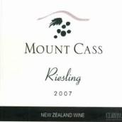 Alpine Pacific Wines Mount Cass Riesling,Waipara,New Zealand