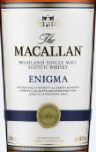 麦卡伦之谜苏格兰单一麦芽威士忌(The Macallan Enigma Single Malt Scotch Whisky,Highlands,UK)