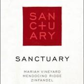 Sanctuary Estate Mariah Vineyard Zinfandel,Mendocino Ridge,...