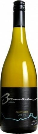 布伦南灰皮诺干白葡萄酒(Brennan Pinot Gris,Central Otago,New Zealand)