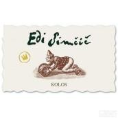 埃迪西米西克克洛斯干红葡萄酒(Edi Simcic Kolos,Goriska Brda,Slovenia)