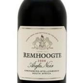 瑞姆霍格特艾格勒诺干红葡萄酒(Remhoogte Estate Aigle Noir,Stellenbosch,South Africa)