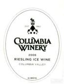 哥伦比亚酒庄雷司令冰白葡萄酒(Columbia Winery Riesling  Ice Wine, Columbia Valley, USA)