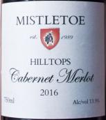 弥溯赤霞珠-梅洛混酿干红葡萄酒(Mistletoe Cabernet Merlot,Hilltops,Australia)