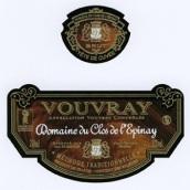 伊比奈庄园首领特酿起泡酒(Domaine du Clos de L'Epinay Tete de Cuvee Brut,Vouvray,...)