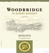 蒙大维木桥麝香干白葡萄酒(Woodbridge by Robert Mondavi Moscato, California, USA)