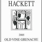 Simon Hackett Old Vine Grenache,McLaren Vale,Australia