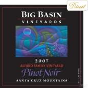 大盆地阿尔法罗家庭园黑皮诺干红葡萄酒(Big Basin Vineyards Alfaro Family Vineyard Pinot Noir,...)