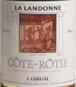 吉佳乐世家拉兰德园红葡萄酒(E. Guigal La Landonne, Cote Rotie, France)