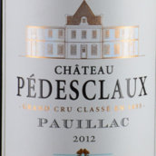 百德诗歌酒庄红葡萄酒(Chateau Pedesclaux,Pauillac,France)