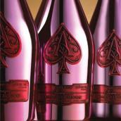 黑桃A粉红香槟(Champagne Armand de Brignac Rose, Champagne, France)
