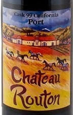 路腾酒庄99号加利福尼亚桶陈波特风格加强酒(Chateau Routon Cask 99 California Port,Sierra Foothills,USA)