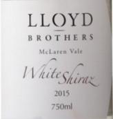劳埃德兄弟白色西拉干白葡萄酒(Lloyd Brothers White Shiraz,Adelaide Hills,Australia)