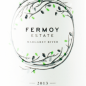 弗莫伊赛美蓉干白葡萄酒(Fermoy Estate Semillon,Margaret River,Australia)