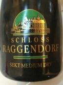 施洛斯代根多夫半干型起泡酒(Schloss Raggendorf Sekt Medium Dry,Bergheim,Germany)
